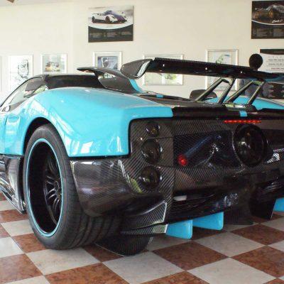 Panini Car Museum, Modena, Italy