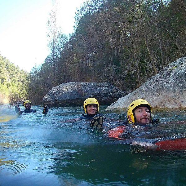 Canyoning trips, Europe