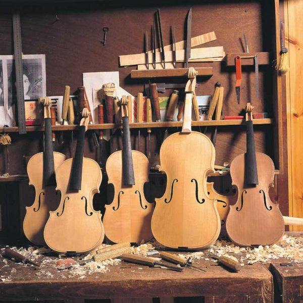 Violin collection and museum