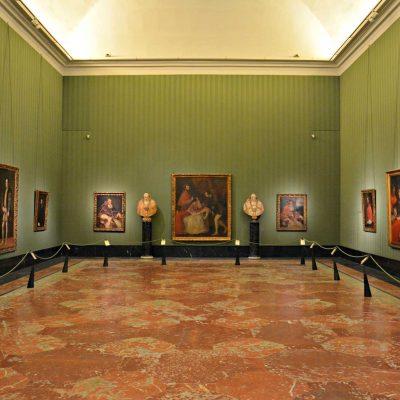 National Museum of Capodimonte, Naples, Italy