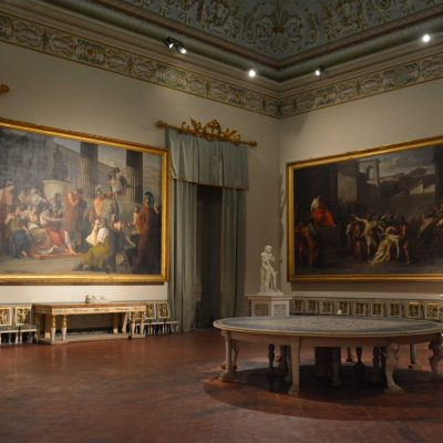 National Museum of Capodimonte, Camuccini, Italy art tours