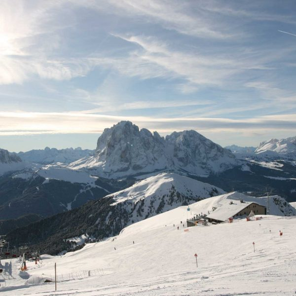 Val Gardena, Dolomites, northern Italy