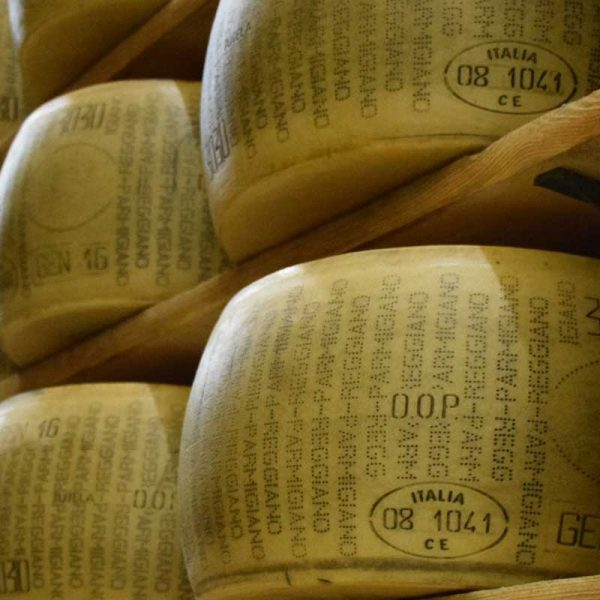 Visits to Parmigiano Reggiano producers