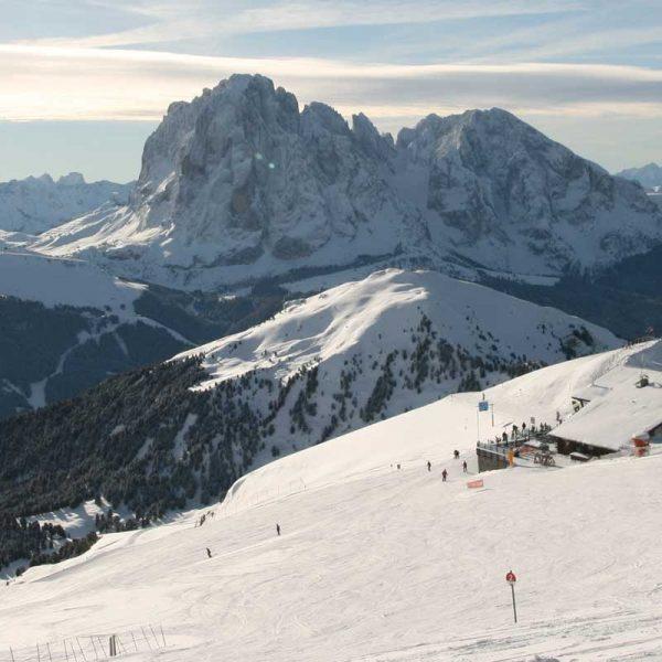 Val Gardena, Dolomites, Italy