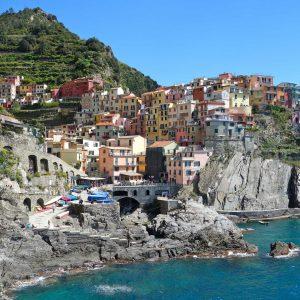 The Cinque Terre, Liguria, Italy