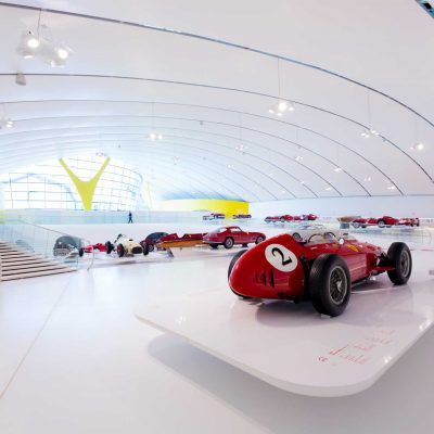 Enzo Ferrari Museum, Modena, Italy