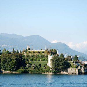 Isola Bella, Lago Maggiore, northern Italy lakes