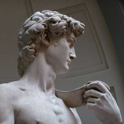 David by Michelangelo - Galleria dell'Accademia, Milan, Italy