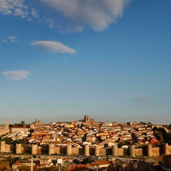 Avila the town of Stones and Saints, Spain