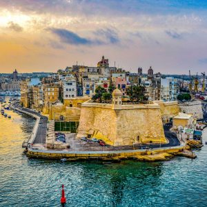 Malta Harbour, Mediterranean, Europe tours