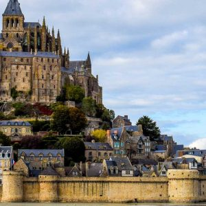 Mont Saint Michel, Normandy, France tours