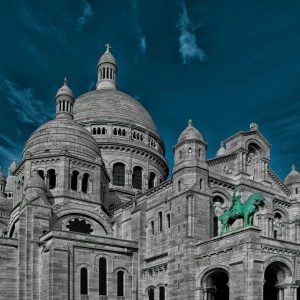 Sacre Coeur, Paris, France tours
